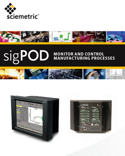 sigPOD Family Brochure Cover