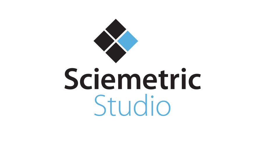 Sciemetric Studio wordmark
