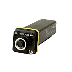 Photo of Sciemetric EDGE 431: Universal TTL Module, 4 Channel 5 V TTL DI/O